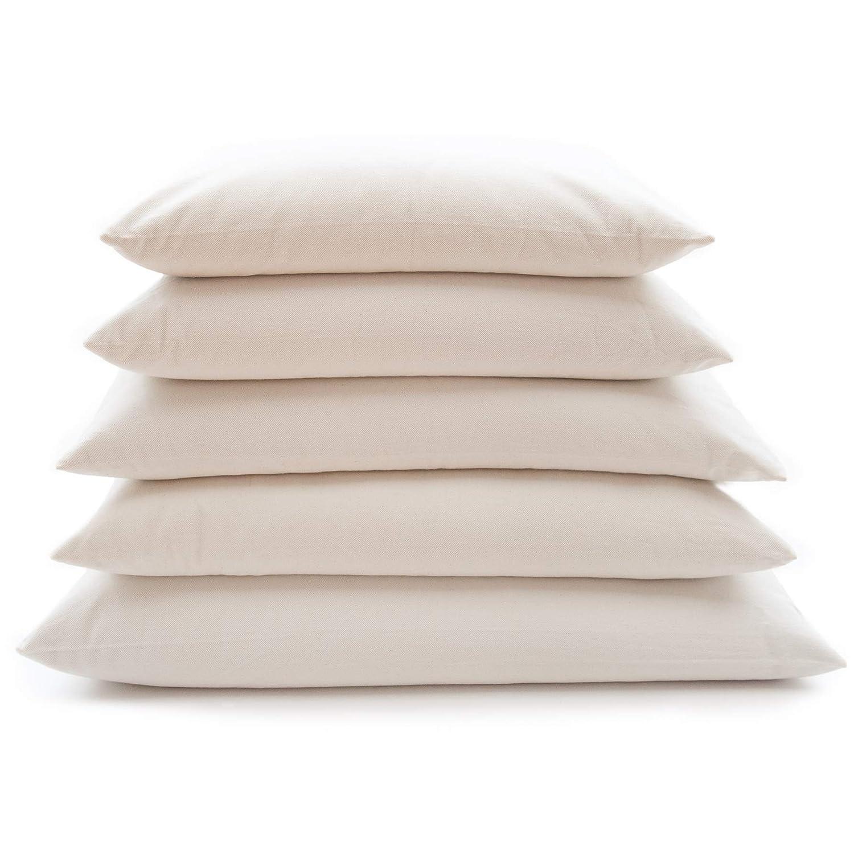 ComfySleep Rectangular Buckwheat Hull Pillow - Classic size (14' x 23') - Made in USA ComfyComfy COMINHKR025472