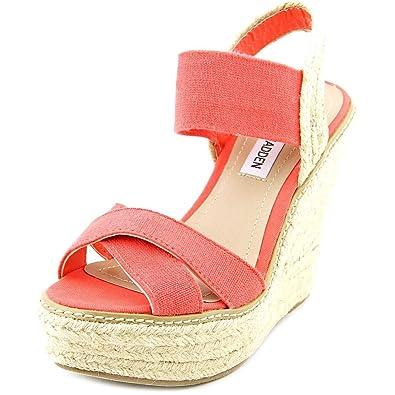 5c15ab18414 Steve Madden Women s Eira Coral Fabric Sandal ...