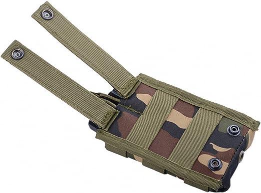 GFC Tactical Poche Molle Porte Chargeur m4 Woodland