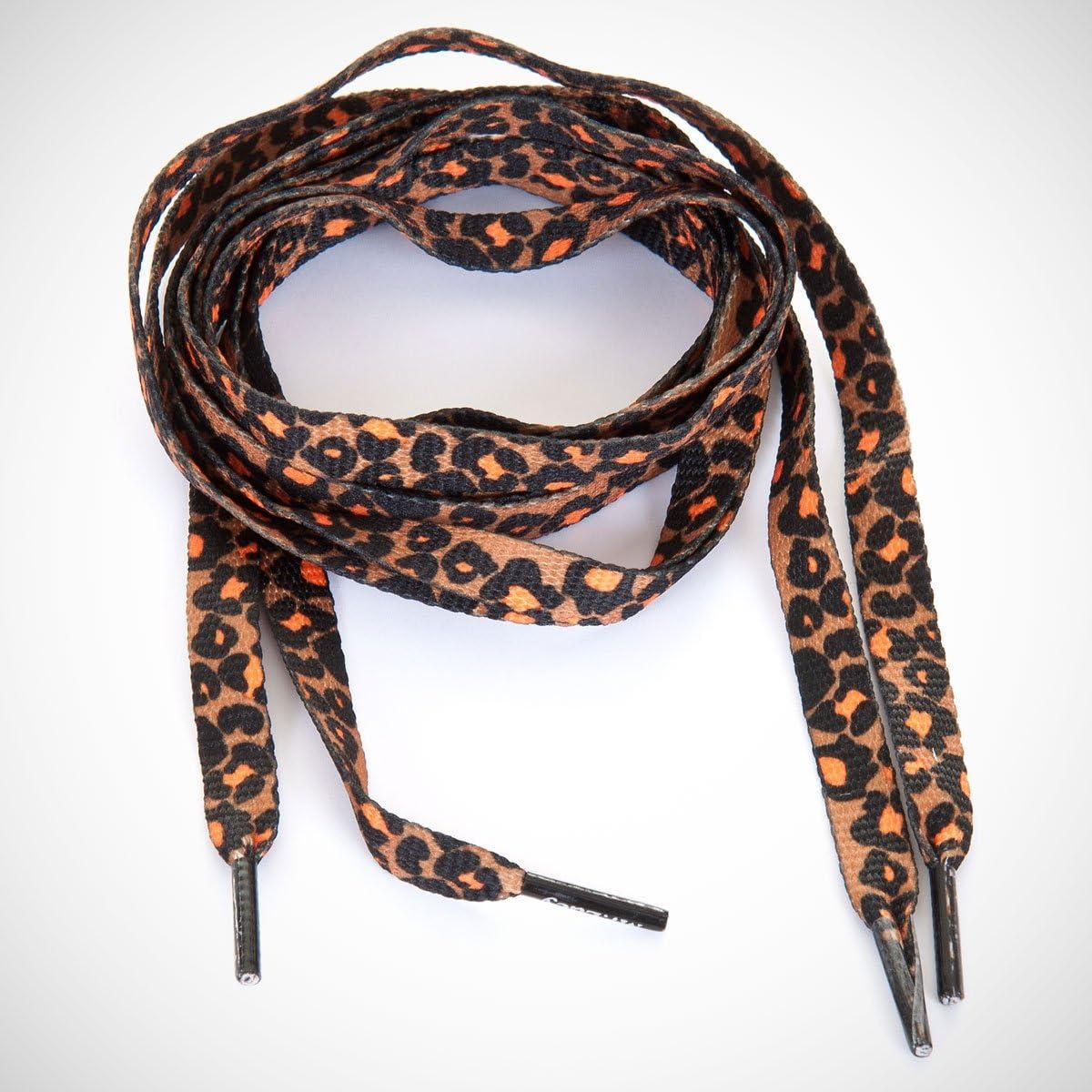 Mr Lacy Printies Brown Leopard Print