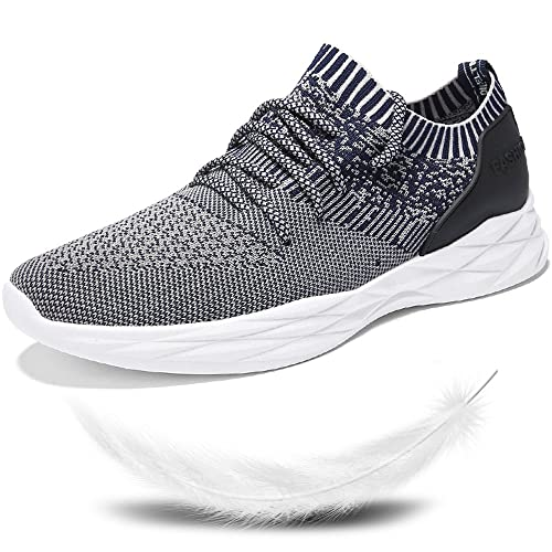 brand new c5591 20978 Zapatos Hombres Zapatillas De Running Sneaker Libre Deportivo Planos Moda  Con Deportivos Aire Deporte Antideslizante Al ...