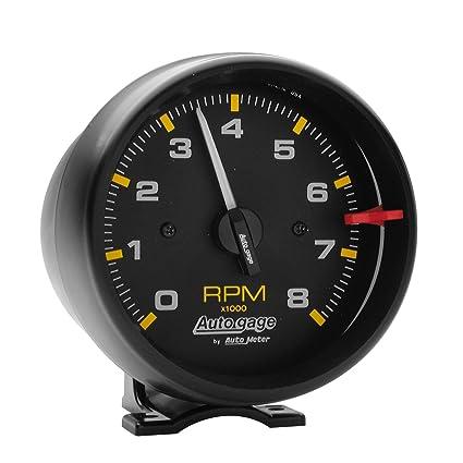 amazon com auto meter 2300 autogage tachometer automotive