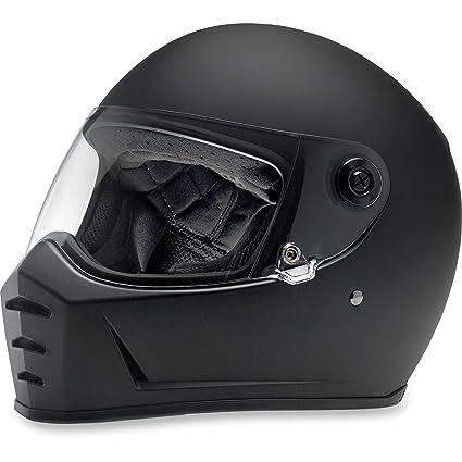 053575b1 Amazon.com: Biltwell Lane Splitter Helmet (Large) (Flat Black): Automotive