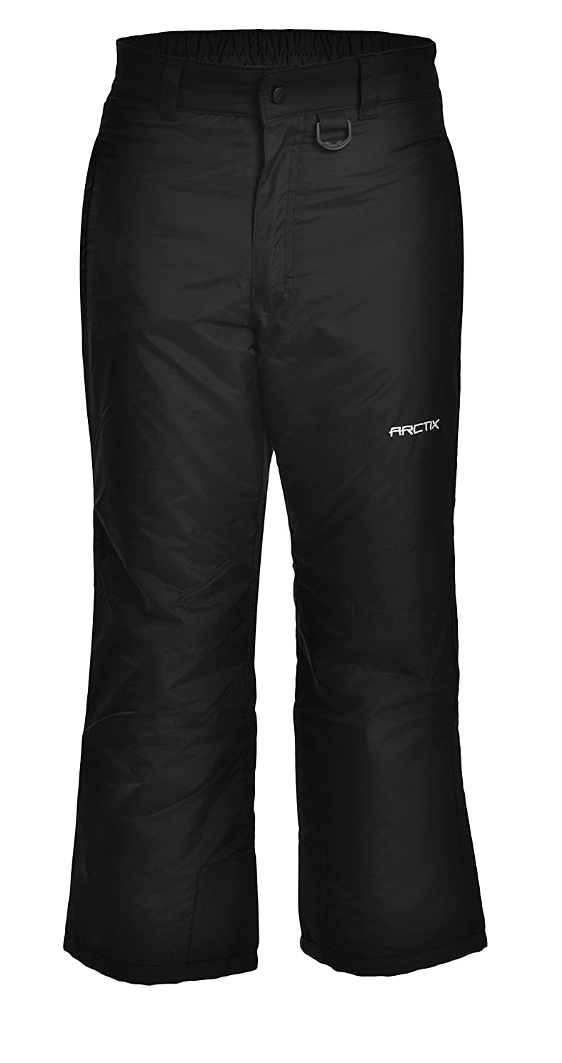 Arctix Youth Classic Snow Pants, Black