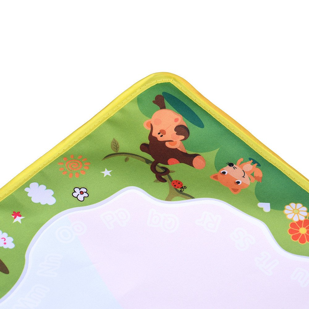 As Show 1 Zaidern New Water Drawing Painting Writing Mat Board Magic Pen Doodle Gift 48X36cm Toys Great Gift for Kids//Baby//Children//Adults