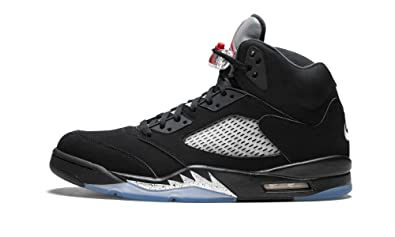 quality design 4a2d6 6ecc3 AIR Jordan 5 Black Metallic 2016-845035-003