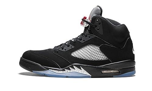 7ce99ca491 Nike Men's Air Jordan 5 Retro Basketball Shoe