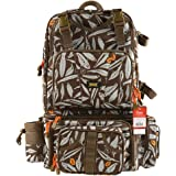 Kingdom Multifunctional Fishing Backpack, Waterproof Fishing Lure Tackle Bag with Detachable Combination and Gear Storage