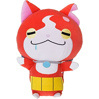"Banpresto Yo-Kai Watch Cherry Blossom Viewing Jibanyan 12"" Plush: Toys & Games"