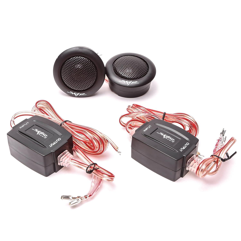 Skarオーディオsk-speaker親製品 1 Inch Tweeters SK-T B07CZ5KF8T   1 Inch Tweeters