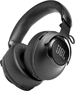 JBL Club 950 - ANC Over-Ear Headphones, Wired and Wireless with Bluetooth Capabilities with mic, in Black JBLCLUB950NCBLK One Size