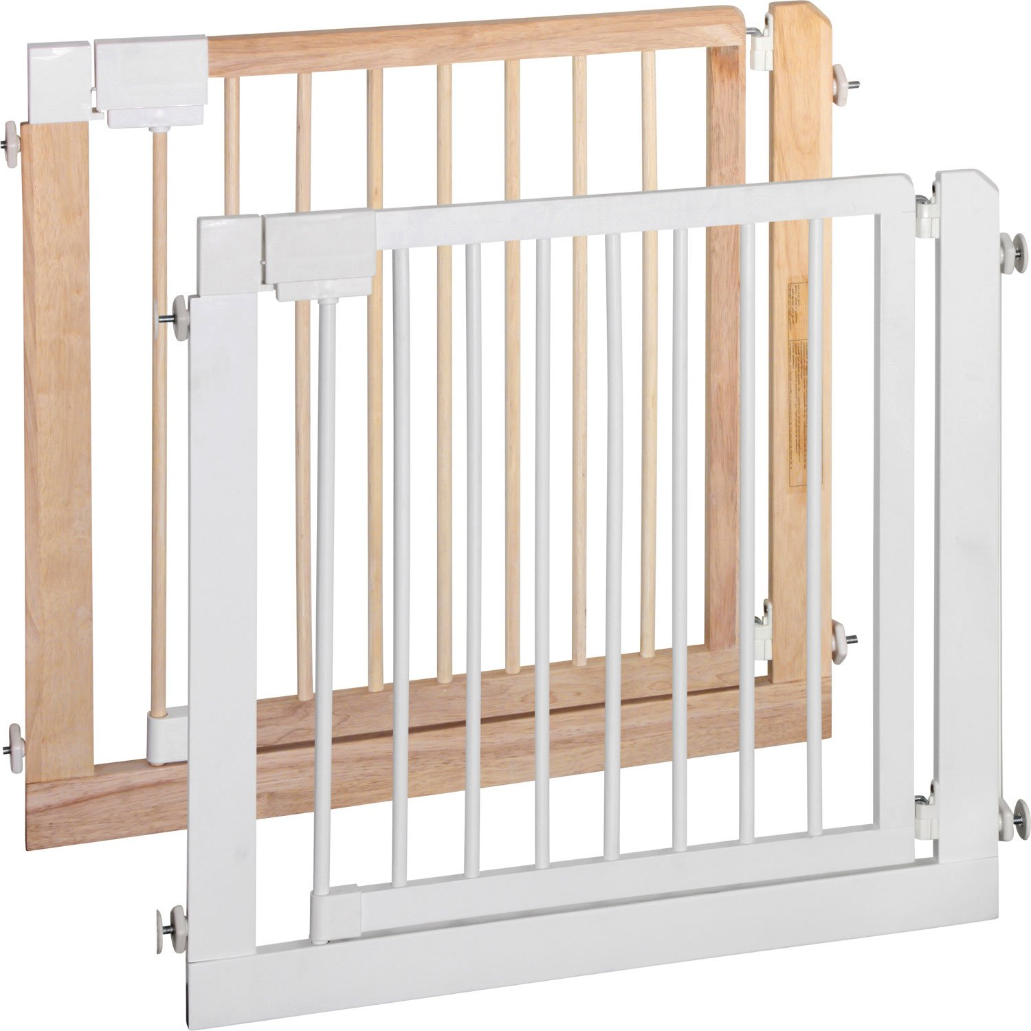 IB-Style - Door- & Stairgate Safetygate Kolby | 86 - 92 cm | 33.9