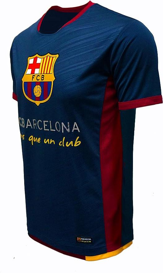 Amazon.com: FC BARCELONA - Camiseta de manga corta para ...