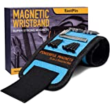 Gifts for Men, Magnetic Wristband,Unique Gift for Dad,Hasband,Him Tool Wrist Magnet, Gadgets for Men Upgrade Super…