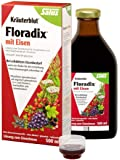 (2 Pack) - Floradix - Floradix Liquid Iron Formula | 500ml | 2 PACK BUNDLE