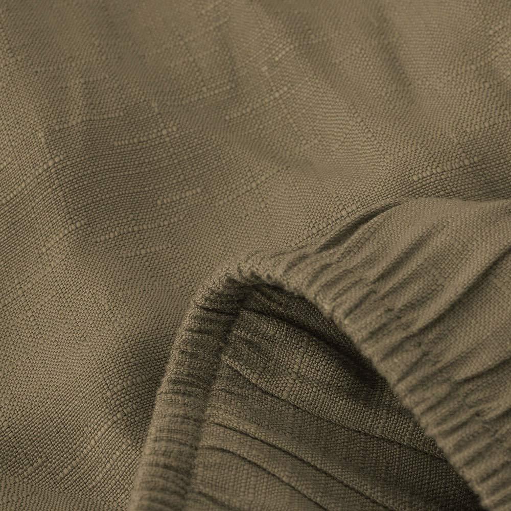 Sylar Pantalones De Mujer Otoño 2018 Simple Color Sólido Bolsillo ...
