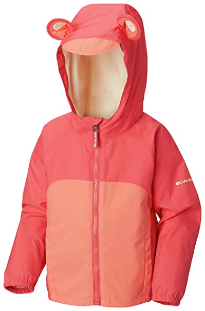 Amazon.com: Columbia Kids Kitteribbit¿- Chaqueta impermeable ...