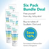 Suu Balm Dual Rapid Itch Relieving and Restoring Body Moisturiser,  75 milliliters