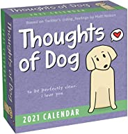 Thoughts of Dog 2021 Day-to-Day Calendar