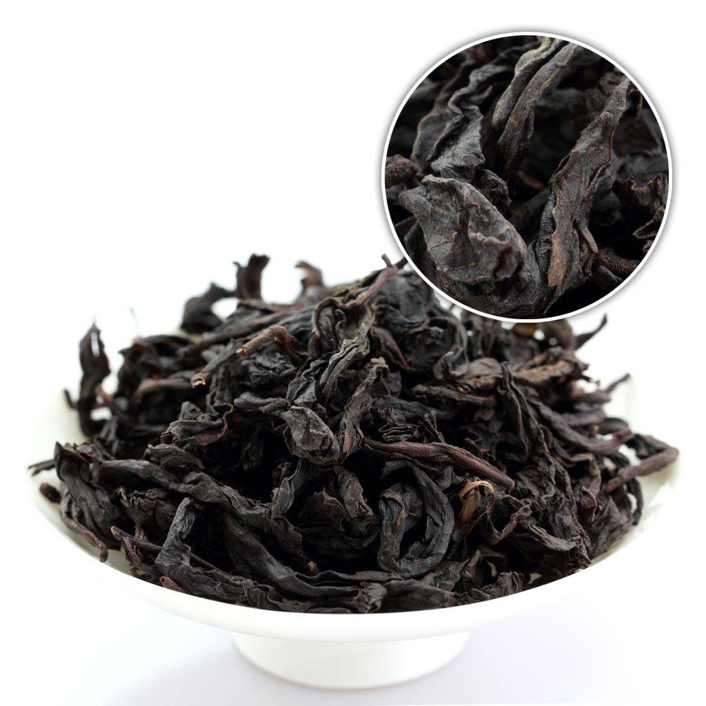 GOARTEA 250g (8.8 Oz) Organic Wuyi Da Hong Pao Dahongpao Big Red Robe Chinese Oolong Rock Tea