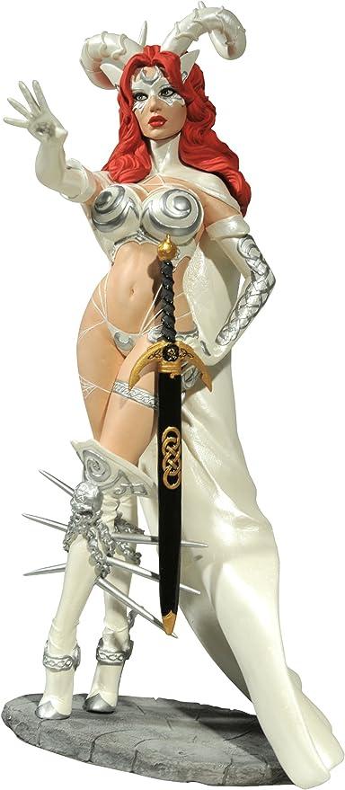 Dawn Executive Goddess PVC Vinyl Figure Diamond Select Toys Femme Fatales