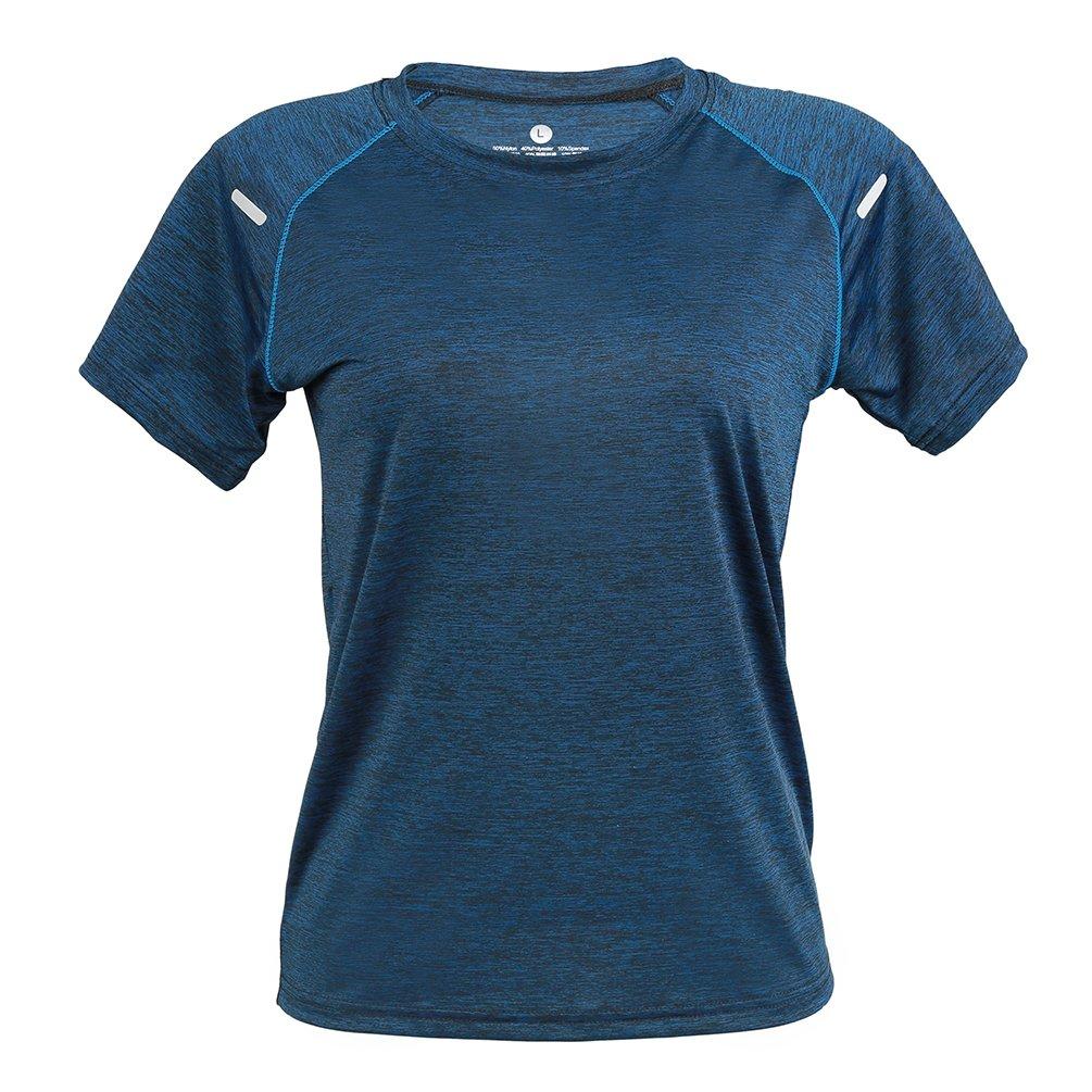 Discreta maglietta donna per yoga/fitness