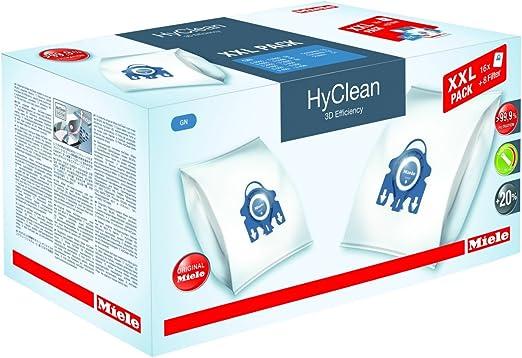 Miele HyClean 3D Efficiency - Bolsas de polvo para aspiradora ...
