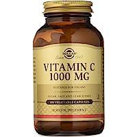 Solgar Vitamina C 1000 mg Cápsulas vegetales