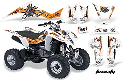 Amazon com: AMR Racing Graphics Kit for ATV Suzuki LTZ 400 2003-2008