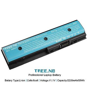 NB MO06 MO09 Batería del Ordenador portátil para HP Pavilion DV4-5000 DV6