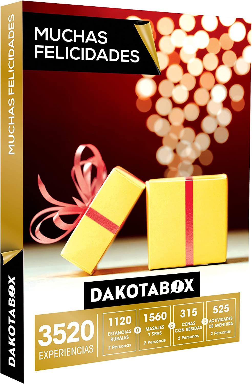 Smartbox DAKOTABOX - Caja Regalo - Muchas FELICIDADES - 3520 ...