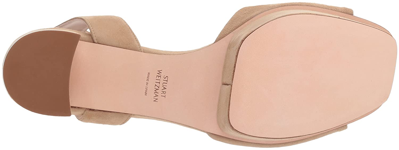 7295a4bf8df Amazon.com  Stuart Weitzman Women s NEWDEAL Heeled Sandal  Shoes