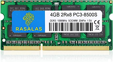 "8GB 2X4GB Memory Apple MacBook 13/"" MacBook6,1"