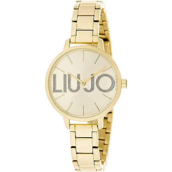 Liu Jo - Reloj sólo con la hora, para mujer, estilo moderno couple,
