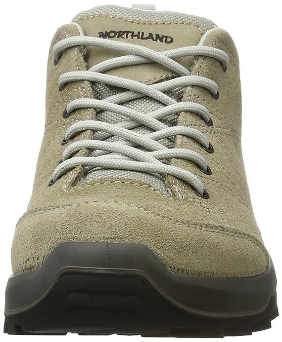 Northland Damen Alvara LC Shoe Trekking-& Wanderhalbschuhe, Beige (Sand), 41 EU