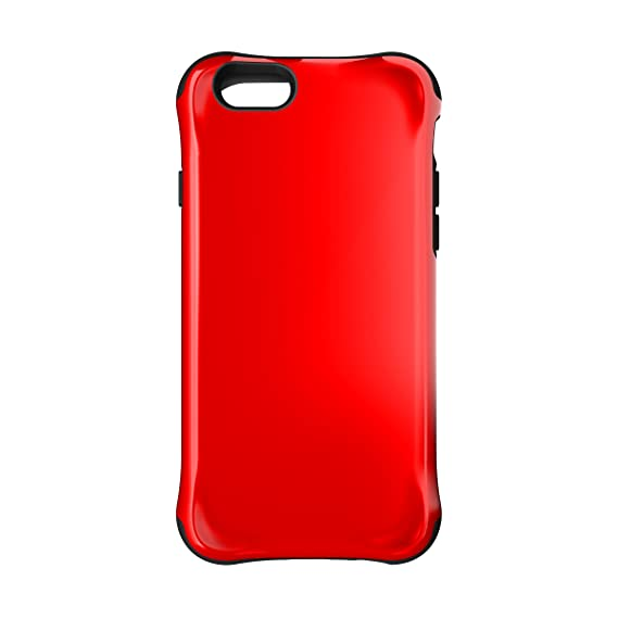 size 40 48435 9ffde BALLISTIC Urbanite Series Case for Apple iPhone 6 / iPhone 6s - Retail  Packaging - Red/Black