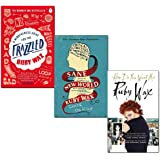 Ruby Wax 3 Books Bundle Collection (A Mindfulness Guide for the Frazzled,Sane New World: Taming the Mind,How Do You Want Me?)