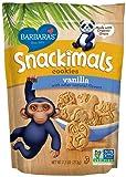 Barbara's Bakery Snackimals Cookies, Vanilla, 7.5