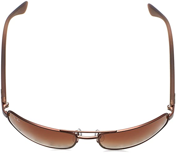91bfa05dbe3c6 Ray-Ban Unisex s Rb 3445 Sunglasses, Matte Brown, 61  Amazon.co.uk  Clothing