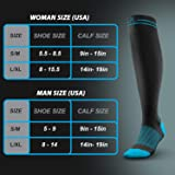 POWERLIX Compression Socks for Men - Perfect