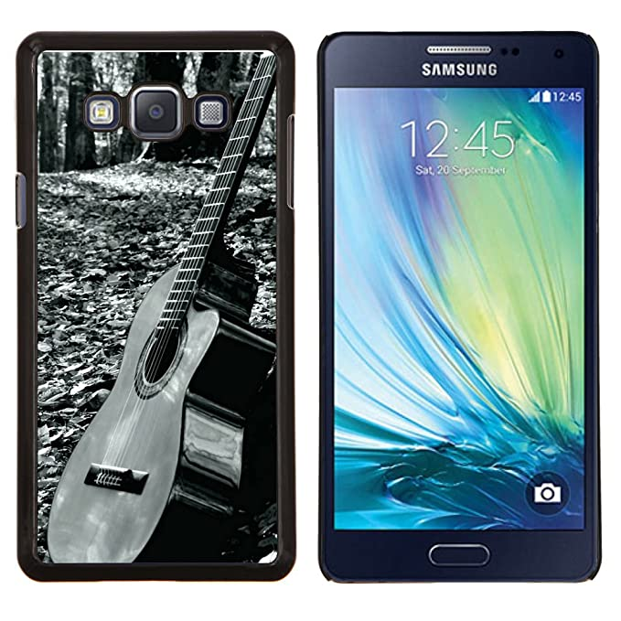 For Samsung Galaxy A7 (A7000)  Case , Guitarra bosque- Diseño ...