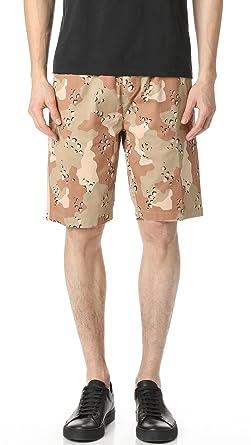 251f402f7d Stussy Camo Beach Short Men, Shorts, Brown: Amazon.co.uk: Clothing
