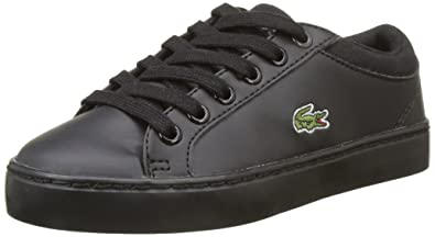 Straightset 1 Bl Enfant Mixte SpcBaskets Lacoste dBeCrox