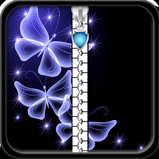 Bloqueo de pantalla de la mariposa brillante: Amazon.es: Appstore para Android