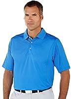 Tri-Mountain Westchester Wicking Textured Diamond Polo Shirt, REGATTA