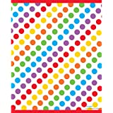 Rainbow Party Goodie Bags, 8ct