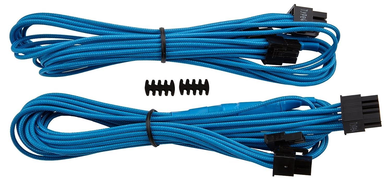 Corsair CP-8920173 Premium Individually Sleeved PCIe: Amazon.co.uk ...