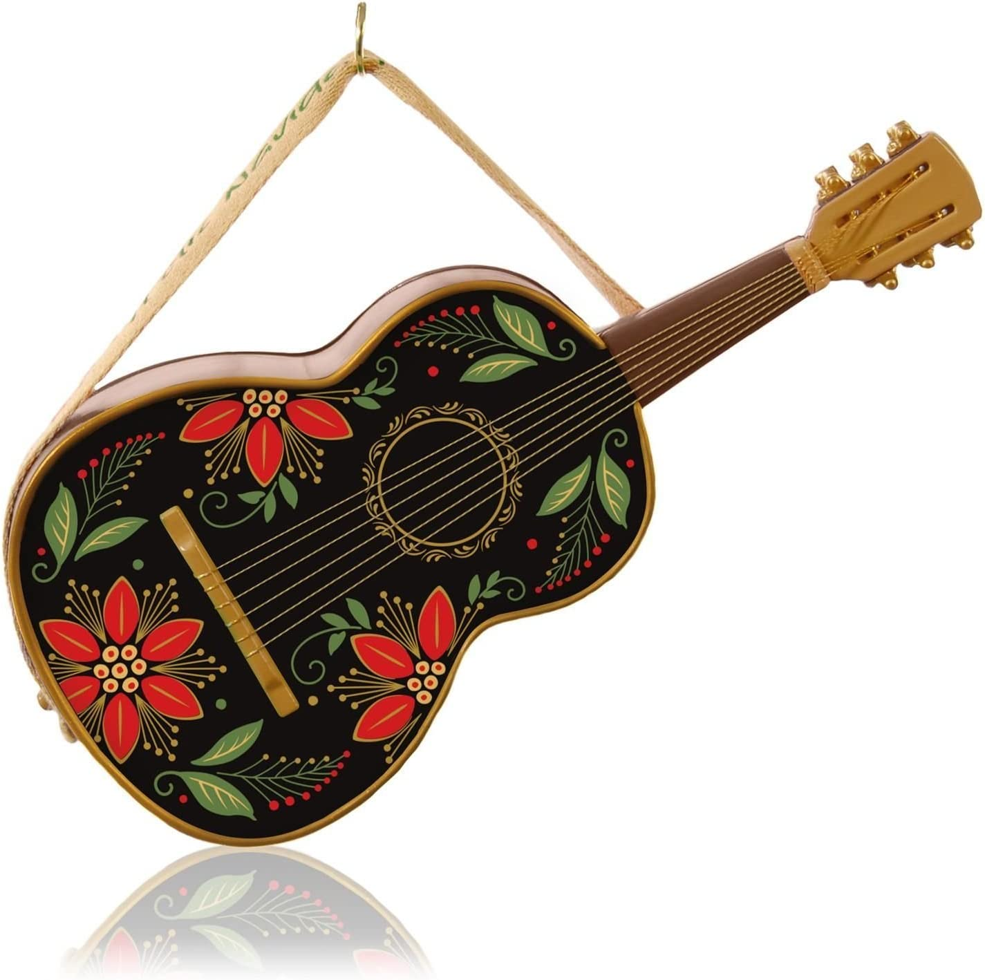Muchas Felicidades feliz Navidad guitarra Musical Diseño de 2015 ...