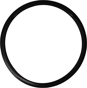 Prestige Junior Sealing Ring Gasket for 5.5/6.5-Liter, Junior Pan Popular & Popular Plus and 4.5/5/7-Liter Deluxe & Deluxe Plus Pressure Cookers, 9.37