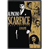 Scarface (1983) - Gold Edition [DVD]